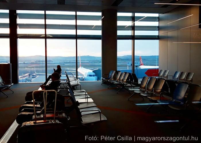 Utazás költözés reptér