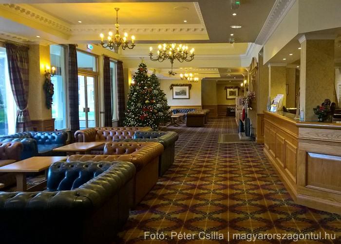 Hotel karácsony