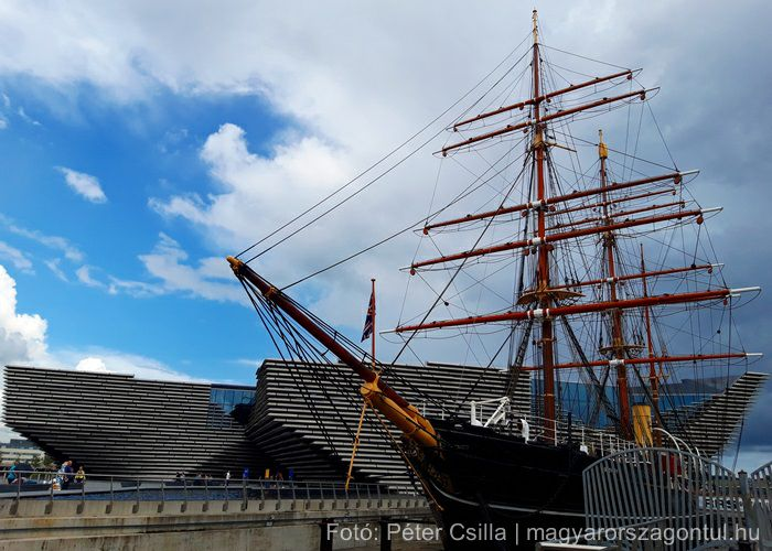 Dundee hajó