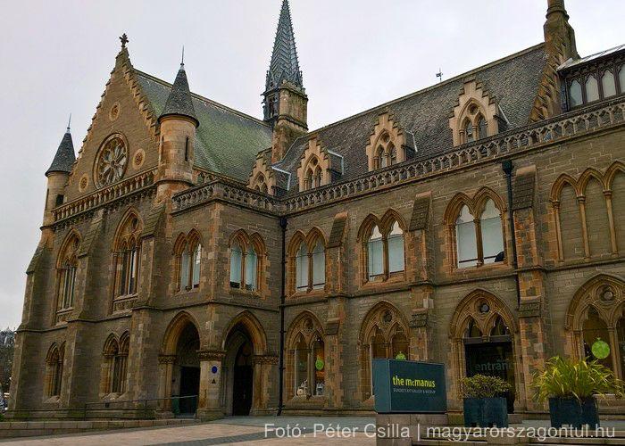 Dundee múzeum