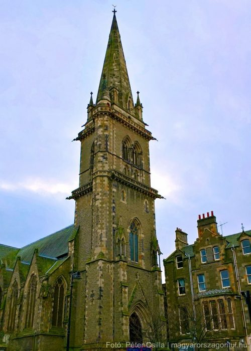 Dundee templom
