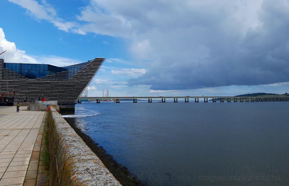 Egy város számos felfedezés Dundee