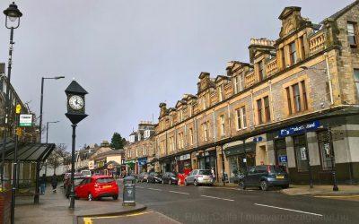 Skócia szívében, Pitlochryban