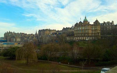 Edinburgh, a toplistás skóciai úti cél