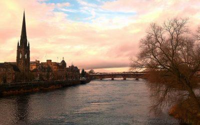 Skócia leghosszabb folyója mentén – Perth