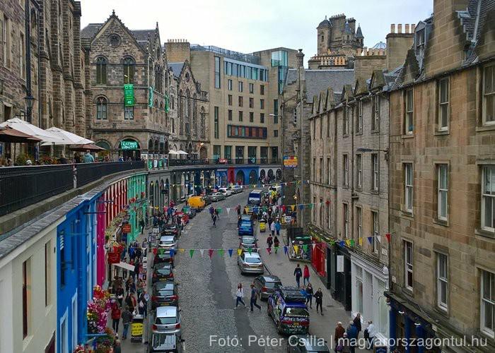 Skócia főváros Edinburgh