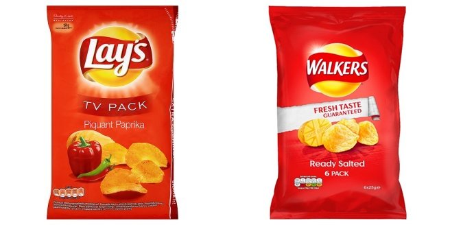 lays walkers chips