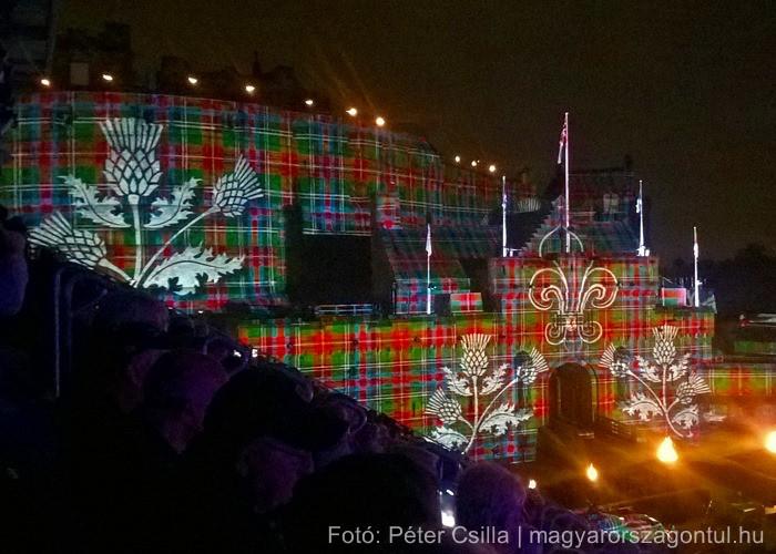 Edinburgh vár