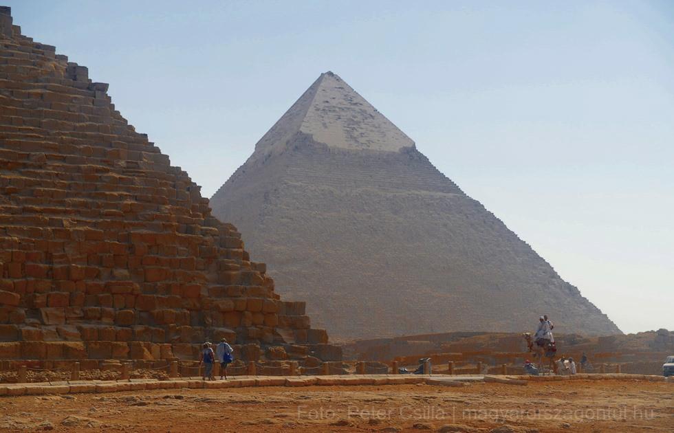 Egyiptom Gíza index