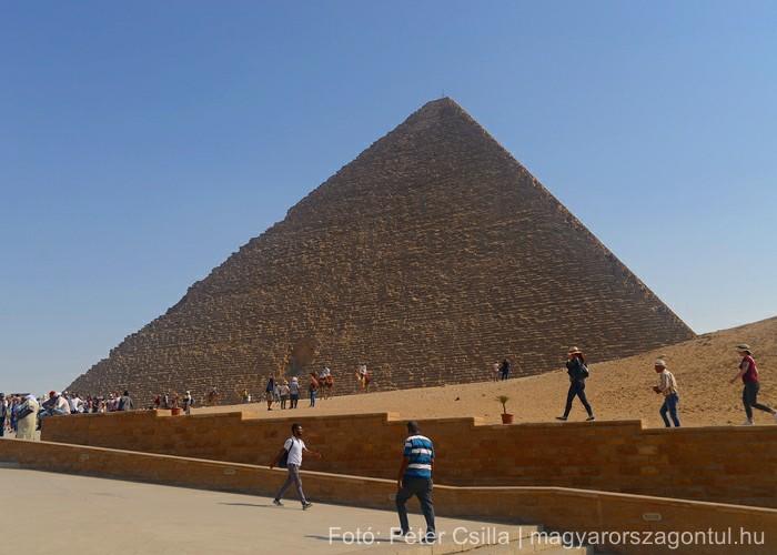 Egyiptom piramis