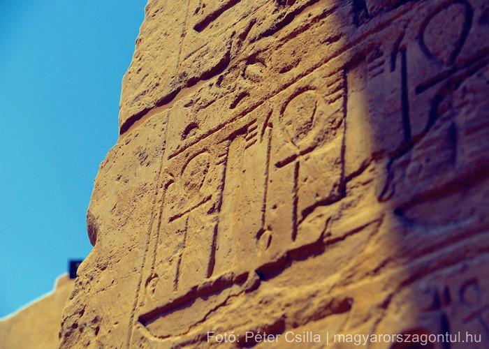 Egyiptom hieroglifák
