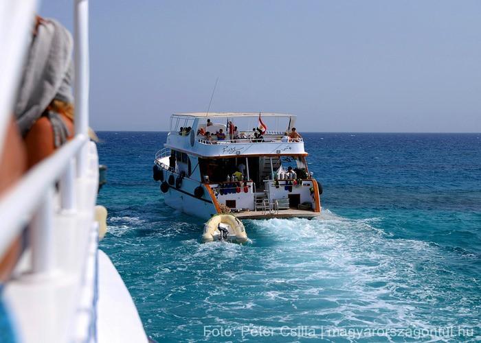 Egyiptom Vörös tenger