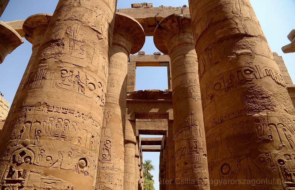 Utazás Egyiptom index