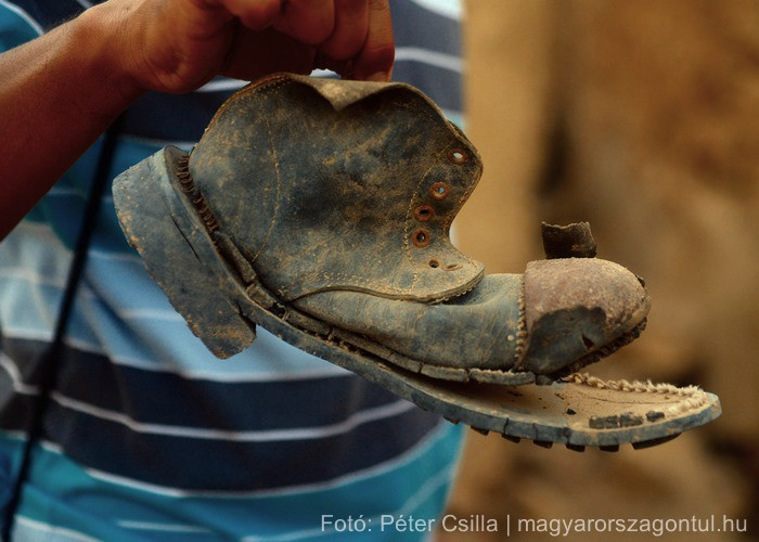 Cipő Van Gogh