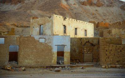 Egy sivatagi szellemváros utolsó előtti képei