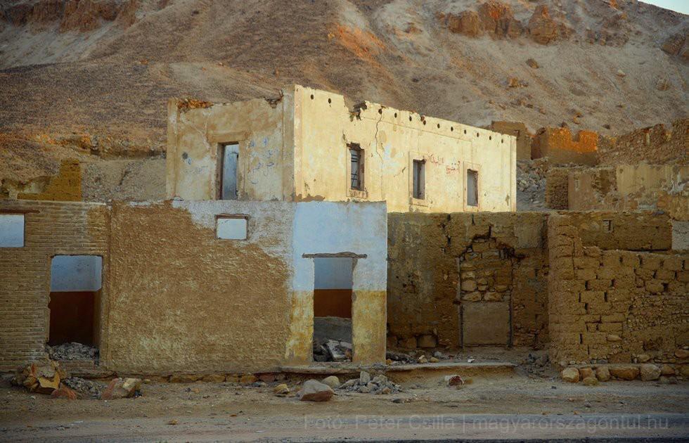 Sivatag szellemváros Egyiptom index
