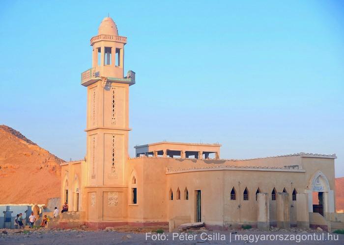 Templom romok