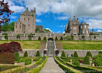 Drummond kert Skócia