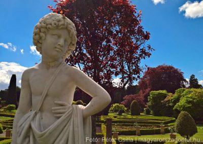 Drummond szobor
