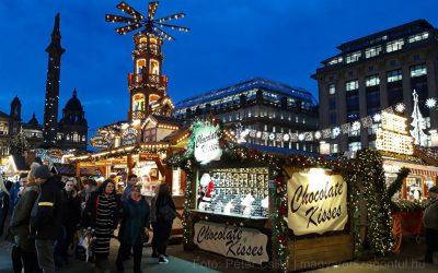 Csodás a karácsonyi vásár Glasgow-ban