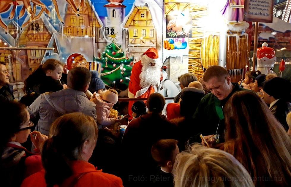 Mikulás karácsony Glasgow index