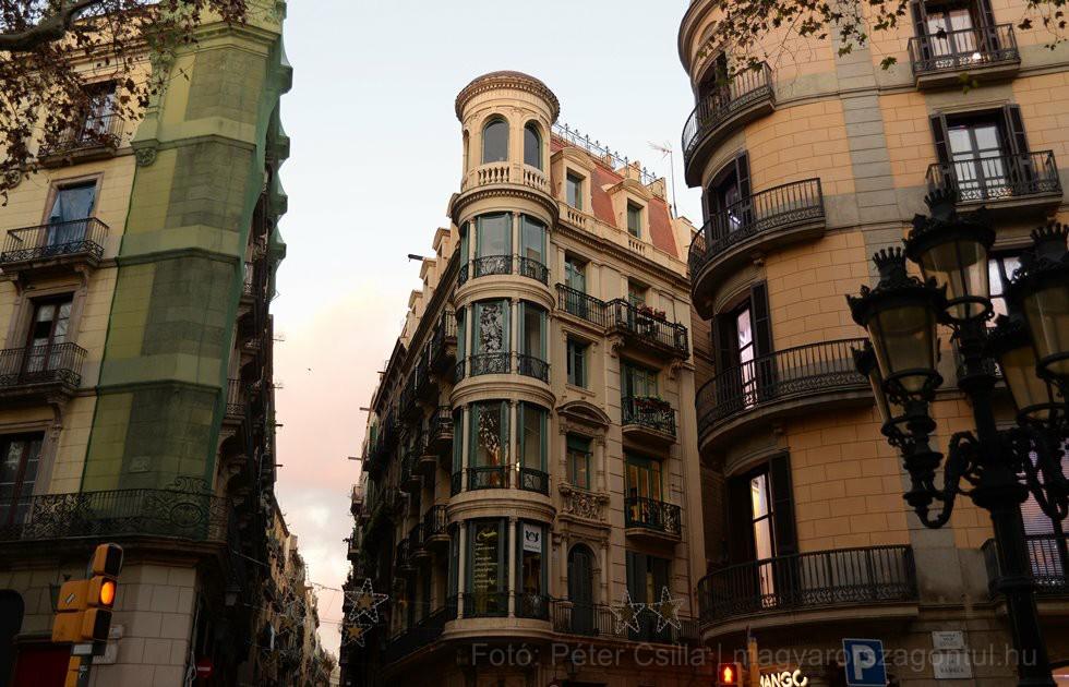 Spanyolország Barcelona index