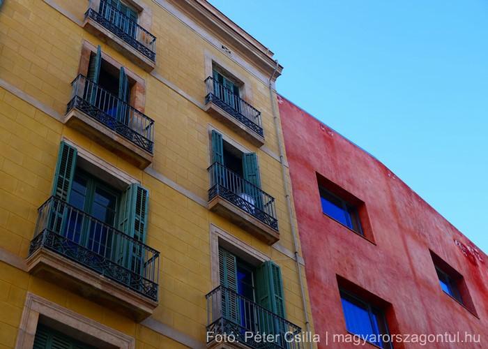 Spanyolország erkélyek
