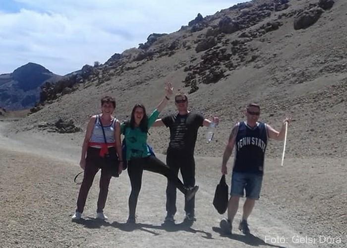 Tenerife csapat