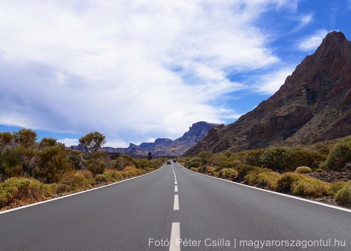 Tenerife út
