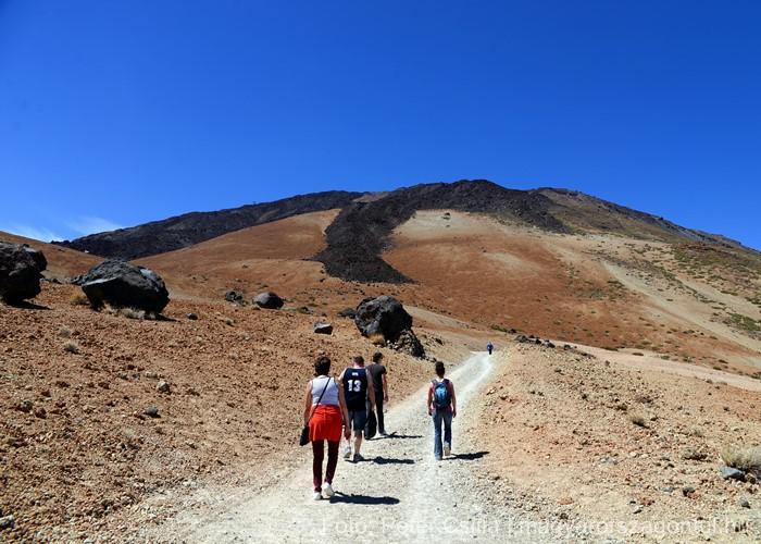 Vulkántúra Tenerife