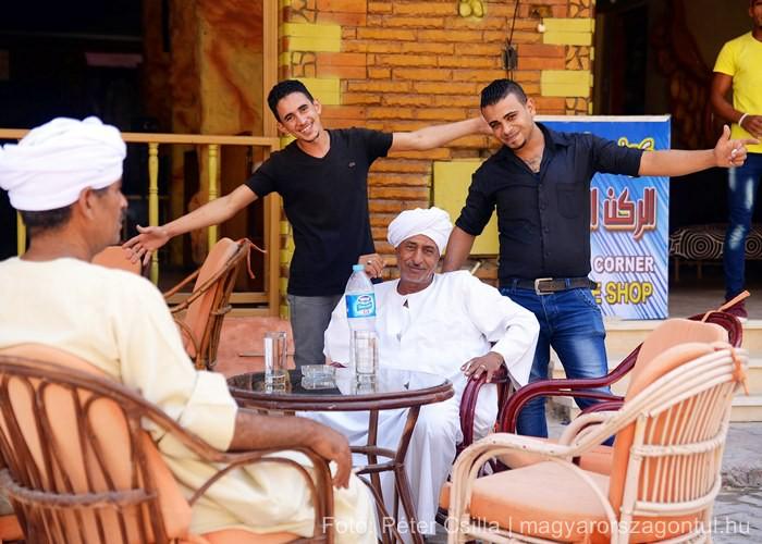 Egyiptom kávézó