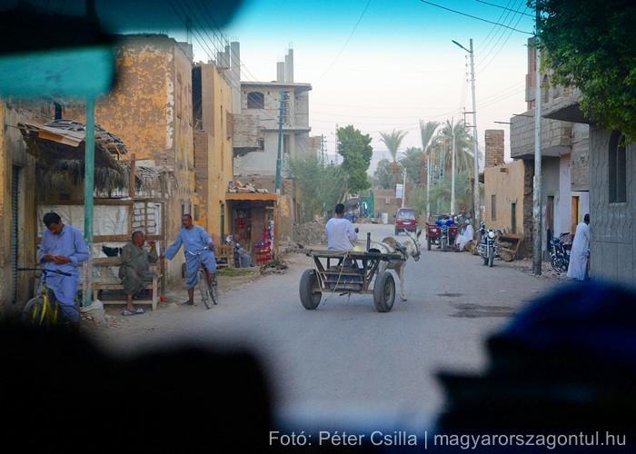 Életkép falu