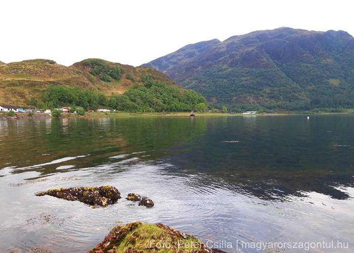 Skócia Skye stoppolás