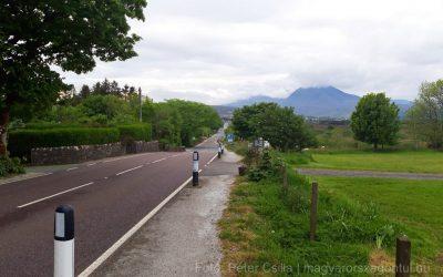 Stoppolás a skót felföldön, irány a Skye!