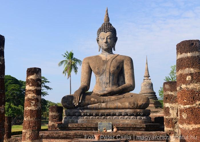 Világgá megyek Ázsia Buddha
