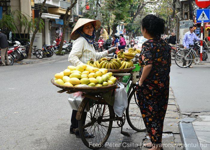 Világgá megyek Ázsia Hanoi