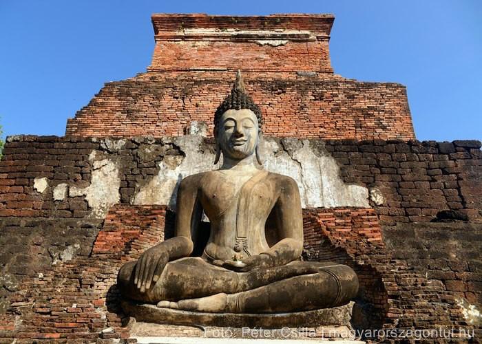 Ázsia Thaiföld Buddha
