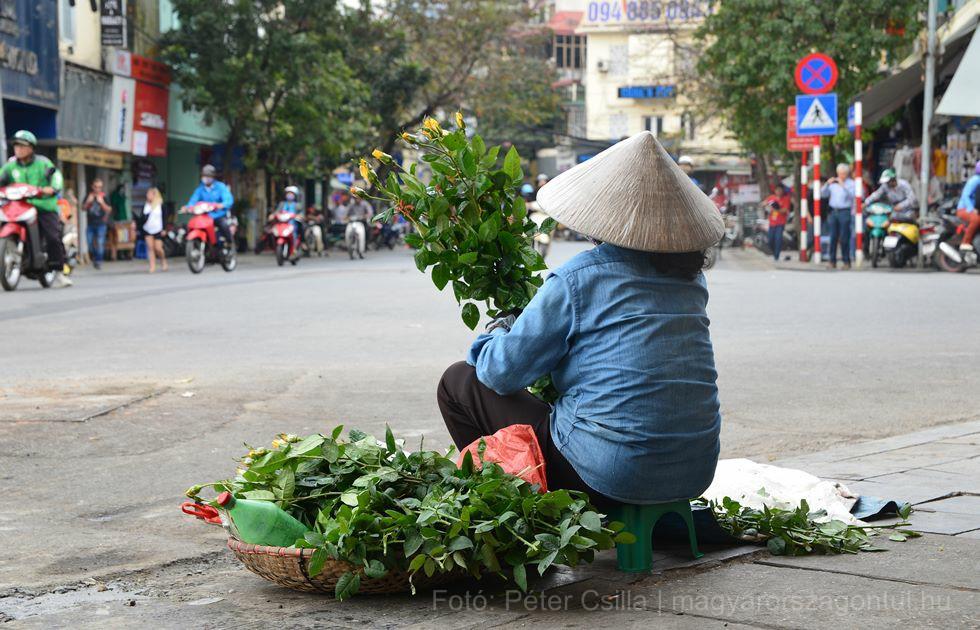Ázsia Vietnám utca