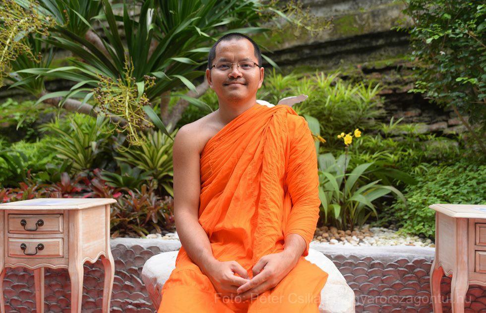 Buddhista szerzetes Thaiföld index
