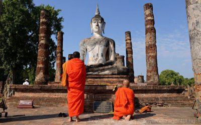 A legszebb templomromok Thaiföldön