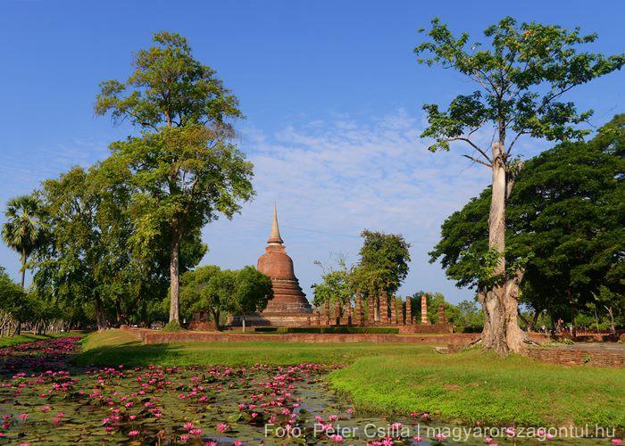 Sukhothai történelmi park