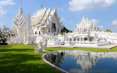Egy művész játszótere: a fehér templom