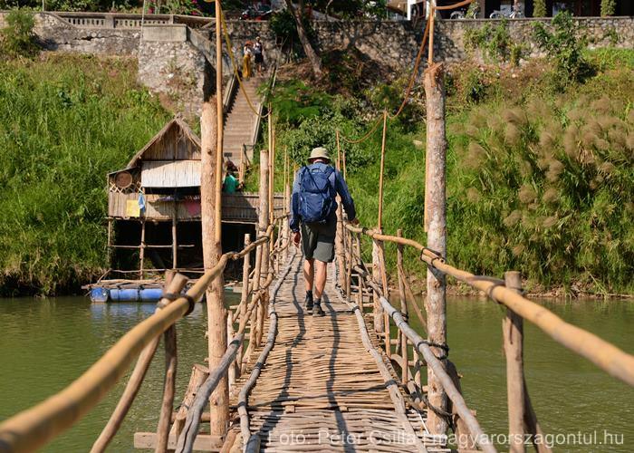 Monszun bambuszhíd