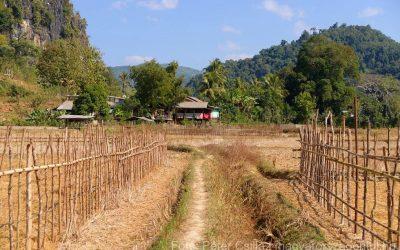 Gyere, sétálj velem Ban Na faluba!
