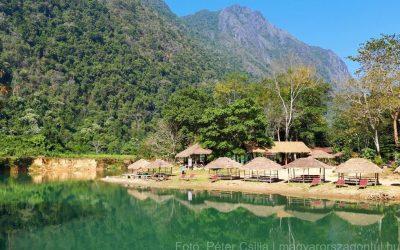 Vang Vieng 3 nap alatt: Laosz természeti csodái