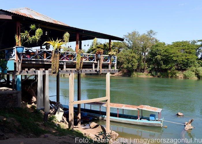 4000 sziget Don Det Laosz 2
