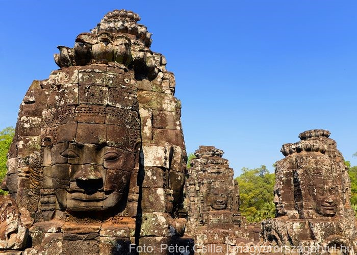 Angkor Kambodzsa romok 3