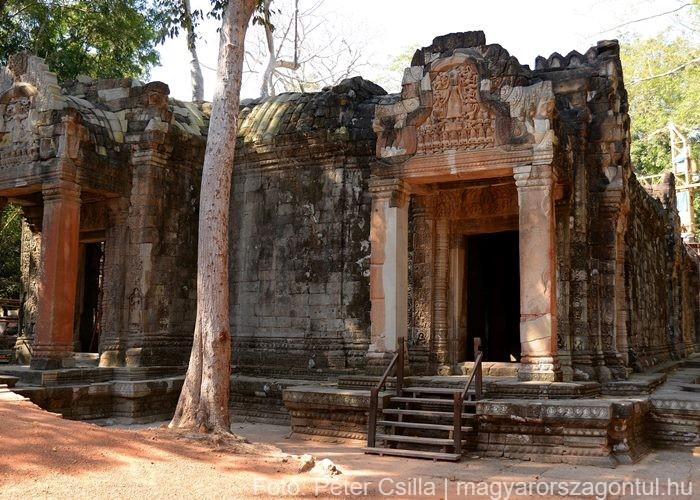 Kambodzsa templom